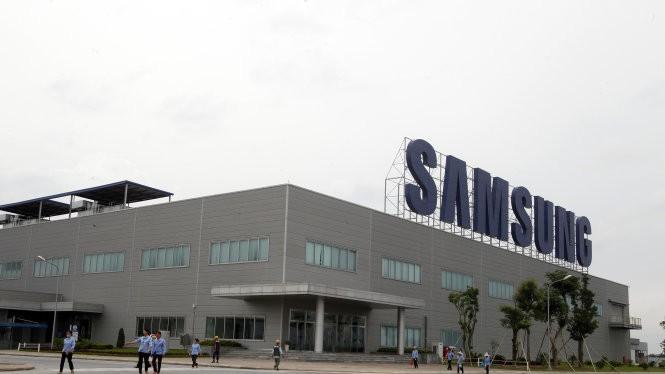 """Nhiều doanh nghiệp qua vòng """"xét tuyển"""" của Samsung"""