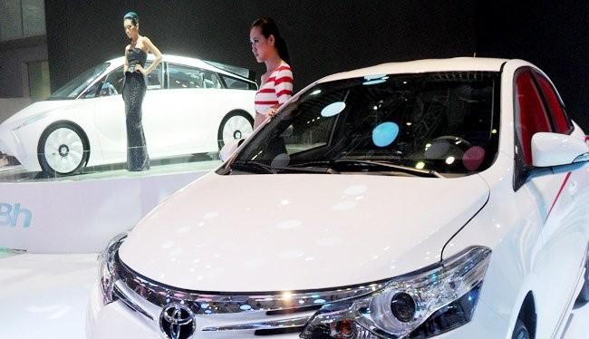 Toyota Việt Nam hôm nay bắt đầu điều chỉnh giá bán theo hướng tăng với nhiều mẫu xe -Ảnh: Quốc Hùng