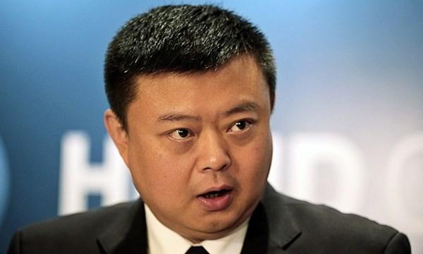 Tỉ phú Wang Jing. Ảnh: nguồn Bloo