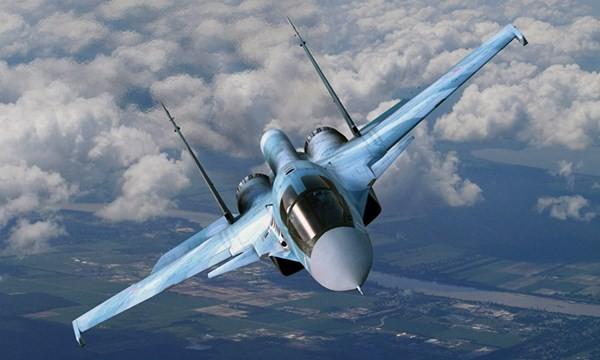 Chiến đấu cơ Su-34