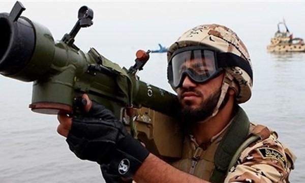 Lính Vệ binh Cộng hòa Hồi giáo Iran