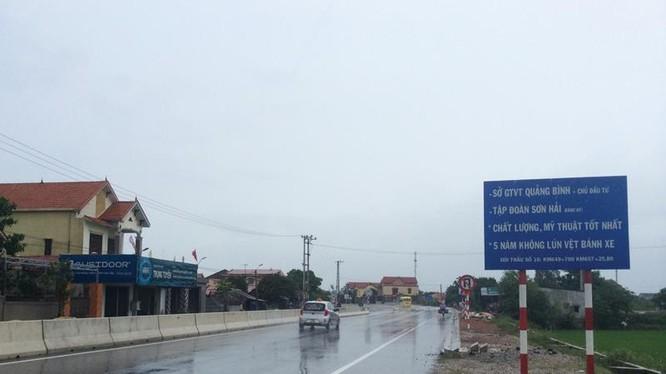 Vốn dư của các dự án mở rộng Quốc lộ 1 chủ yếu do rút ngắn 1 năm thi công so với kế hoạch...
