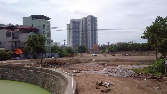 Dự án Khu đô thị mới Đại Kim được UBND TP. Hà Nội giao Công ty làm chủ đầu tư, đến nay vẫn còn những vướng mắc