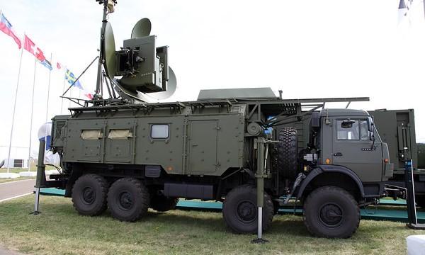 Hệ thống tác chiến điện tử Krasuha-4