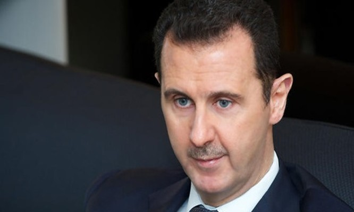 Tổng thống Syria Bashar al-Assad. Ảnh: AFP