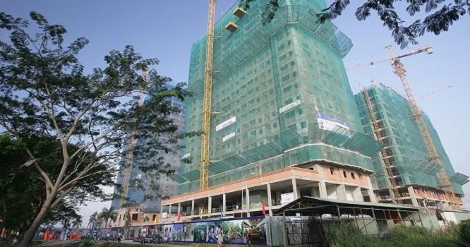 HQC Plaza - một trong những dự án nhà ở xã hội thu hút sự quan tâm của người dân.
