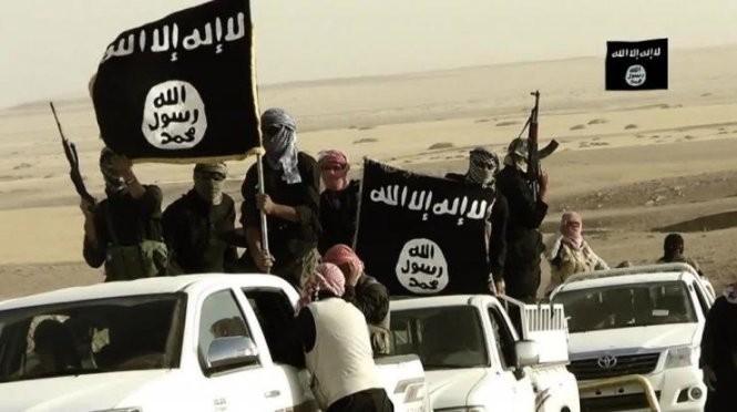 Phiến quân IS rất chuộng xe Toyota - Ảnh: Creative Common