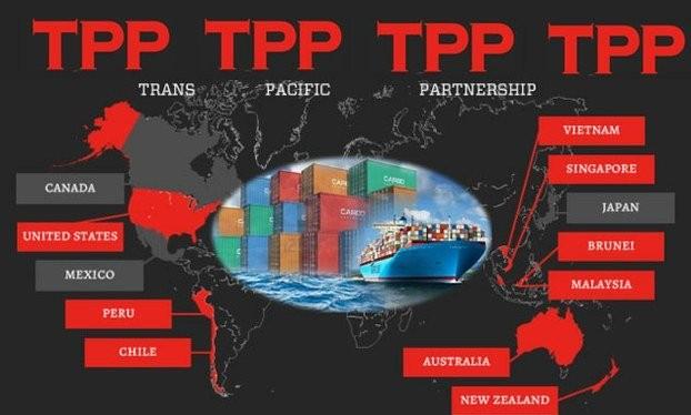 Không chỉ là kinh tế-thương mại mà TPP còn được coi như một trong những trụ cột chiến lược quan trọng