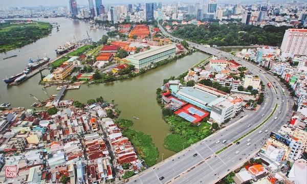 Vingroup ứng 1.100 tỉ nâng cấp đường Nguyễn Hữu Cảnh - Ung Văn Khiêm