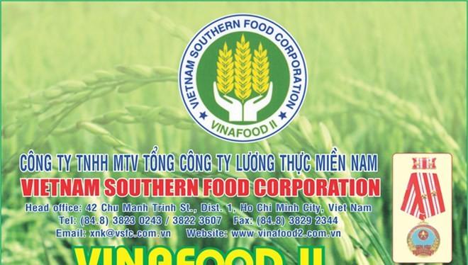 Giám sát chặt tài chính đối với Tổng Công ty Lương thực Miền Nam