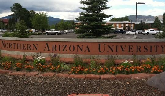 Xả súng tại trường ĐH Bắc Arizona khiến 4 người thương vong. Ảnh: ABC