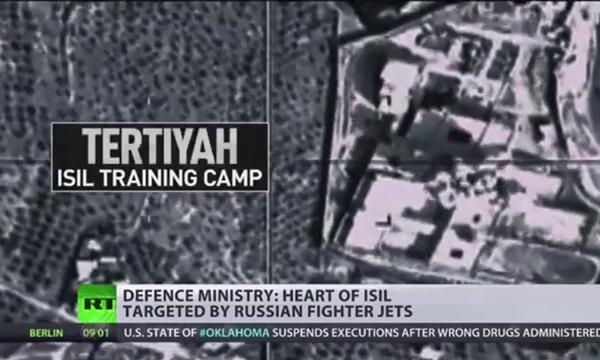 Video cận cảnh kinh hoàng nơi quân đội chính phủ Syria vừa tái chiếm từ IS