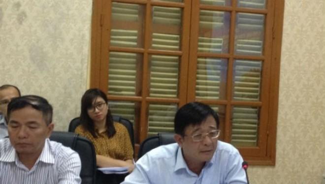 Ông Nguyễn Quốc Hùng- Chủ tịch VAMC