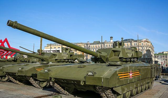 """Tăng Armata không còn là """"hàng độc"""" của Nga?"""