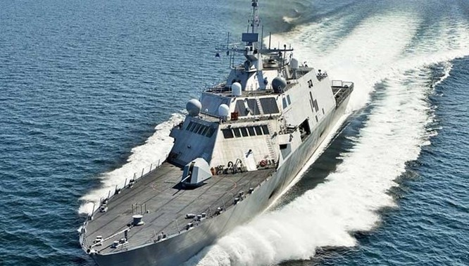 Trung Quốc sẽ điều tàu gì để ngăn Mỹ trên Biển Đông?