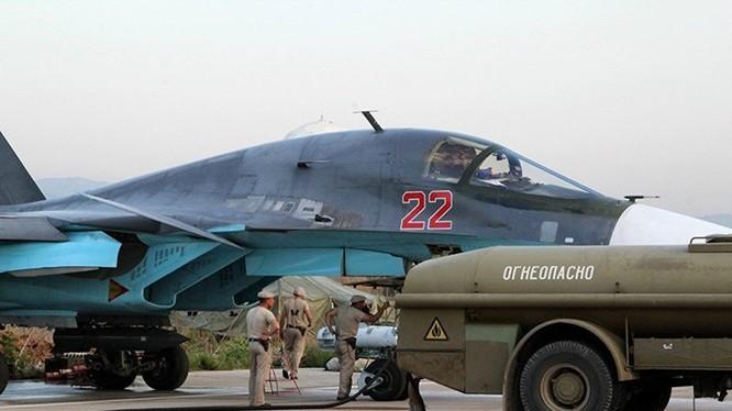 """Nga """"học"""" Mỹ ở Trung Đông: chiến tranh hạn chế, chiến quả tối đa"""