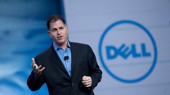 Michael Dell - CEO của hãng Dell vừa tuyên bố mua lại hãng EMC - Ảnh chụp màn hình trang Neowin