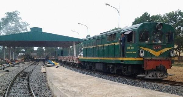 Sẽ có đường sắt cao tốc Lào Cai- Hà Nội- Hải Phòng thay thế cho đường sắt hiện hành được xây từ thời Pháp - Ảnh:TL