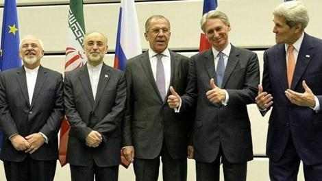 Thỏa thuận hạt nhân Iran được thông qua