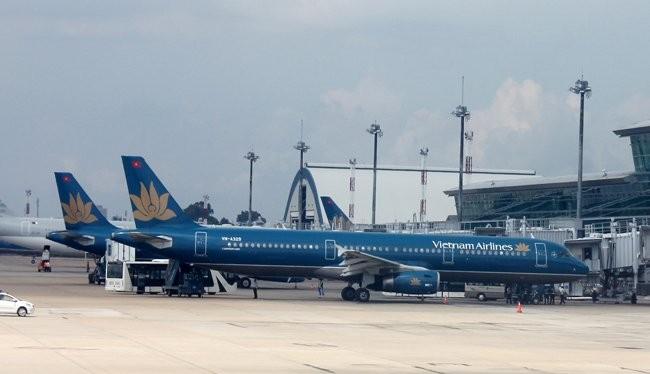 Vietnam Airlines dự kiến giảm 30 máy bay so với kế hoạch ban đầu - Ảnh: Anh Quân