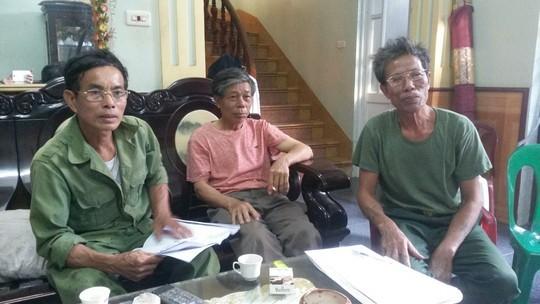 """Người dân Đông Pháp bức xúc trước hành vi """"ăn chặn"""" tiền hỗ trợ của trưởng khu dân cư Đoàn Văn Long"""