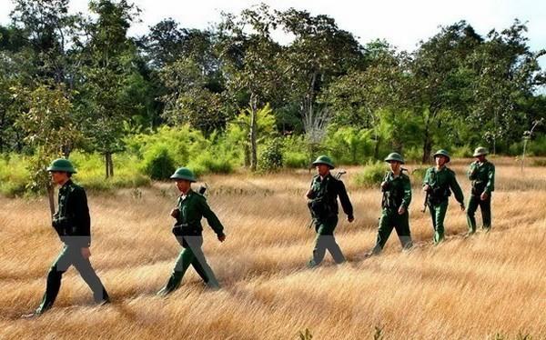 Việt Nam - Campuchia đối thoại chính sách quốc phòng