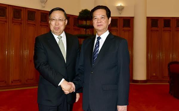 Việt - Trung đẩy mạnh hợp tác bảo vệ an ninh mỗi nước