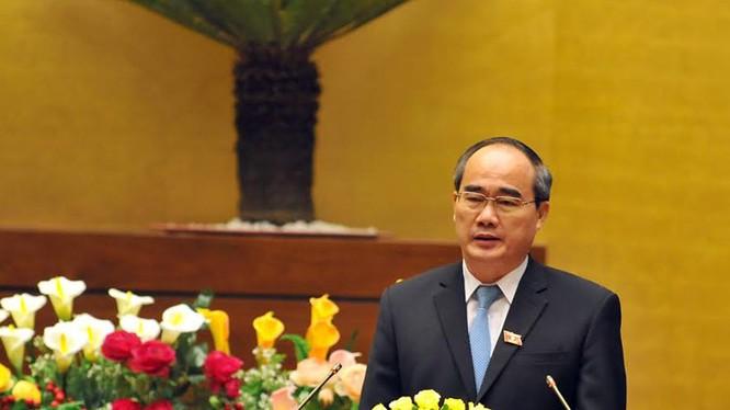 Chủ tịch MTTQ VN Nguyễn Thiện Nhân: Cử tri mong kiên quyết loại trừ cán bộ thoái hóa, biến chất, có biểu hiện tham nhũng