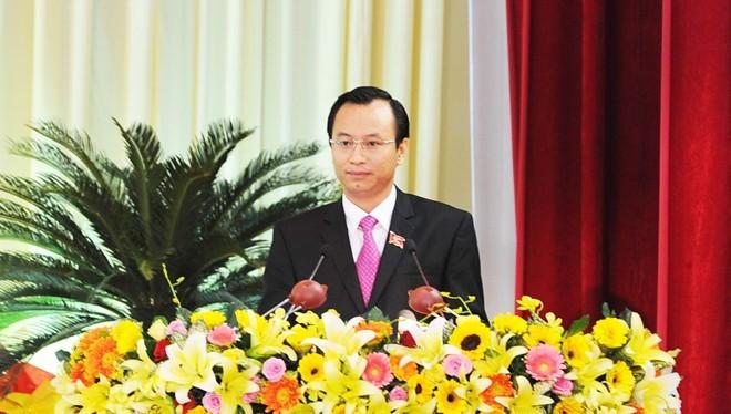 Ông Nguyễn Xuân Anh, Bí thư Thành ủy Đà Nẵng.