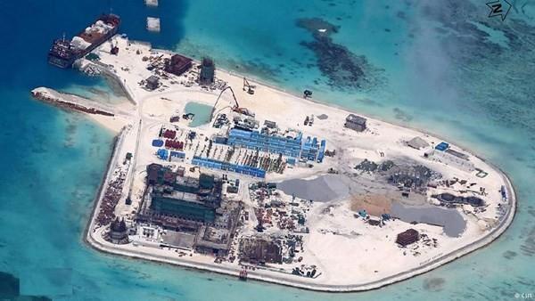 Mặt trận Tổ quốc đưa vấn đề cử tri bất bình việc Trung Quốc xây đảo ra Quốc hội