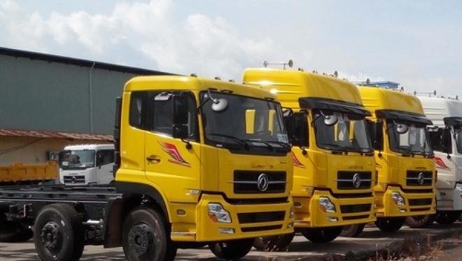 Trường Hải muốn tăng kịch trần thuế nhập khẩu ô tô tải hạng nặng