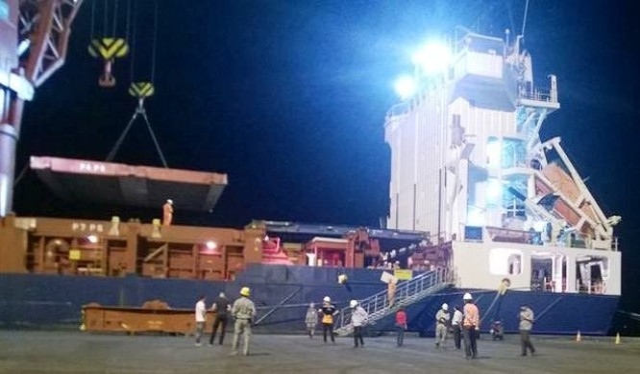 Dự án Cảng Vũng Áng Việt - Lào là một trong số các dự án được SCIC đầu tư - Ảnh: Công ty cổ phần cảng Vũng Áng Việt-Lào