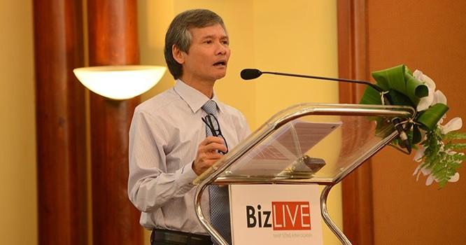 Ông Trương Văn Phước, Phó chủ tịch uỷ ban Giám sát tài chính Quốc gia.
