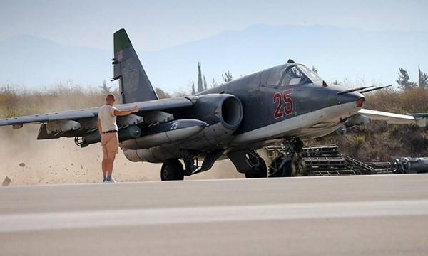 Căn cứ không quân Nga ở Syria