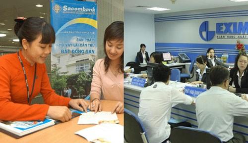 Eximbank rút hết người khỏi Sacombank