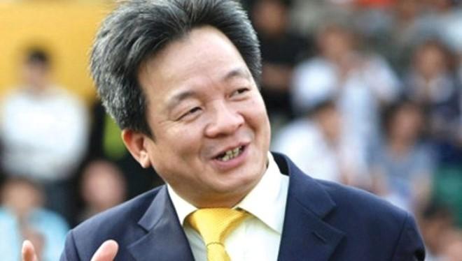 Ông Đỗ Quang Hiển, Chủ tịch HĐQT SHB.