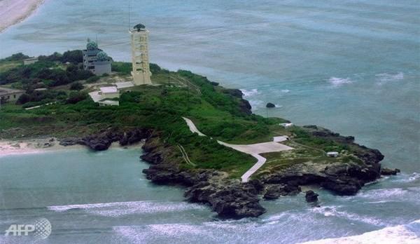 Đảo Phú Lâm thuộc quần đảo Hoàng Sa của Việt Nam đang bị Trung Quốc chiếm đóng - Ảnh minh họa: AFP