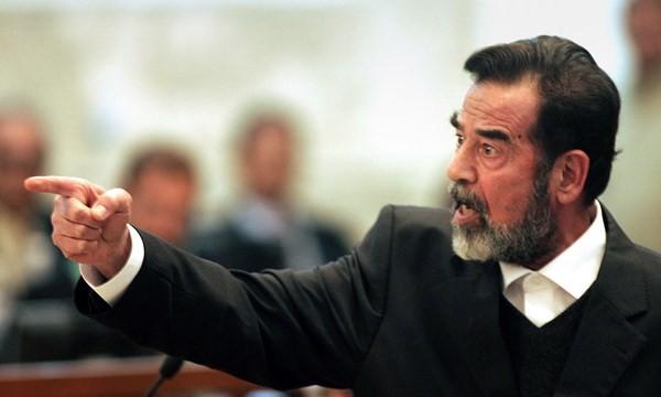 Tổng thống Saddam Hussein sẽ diệt mọi mầm móng khủng bố nếu ông còn cầm quyền tại Iraq