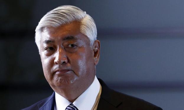 Bộ trưởng Quốc phòng Nhật Bản, Tướng Nakatani.