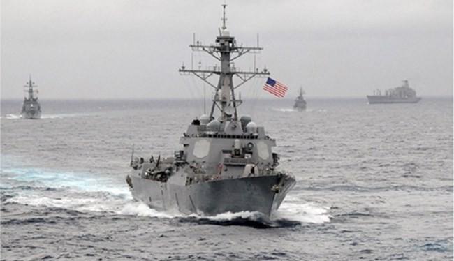 Tàu khu trục tên lửa dẫn đường USS Lassen của Mỹ. Ảnh: US Navy