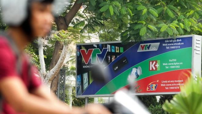 Đài truyền hình Việt Nam (VTV) sẽ thoái vốn ở ba đơn vị truyền hình trả tiền: VTVcab, SCTV và K+ - Ảnh: Nguyễn Khánh