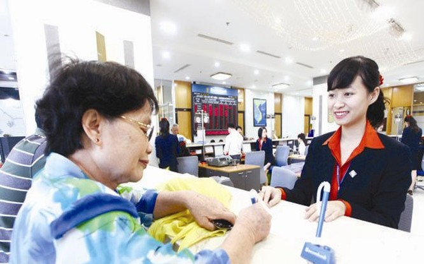Nhà nước đang là cổ đông lớn nhất, nắm quyền kiểm soát, chi phối Sacombank, với 51% cổ phần. Ảnh: Minh Khuê