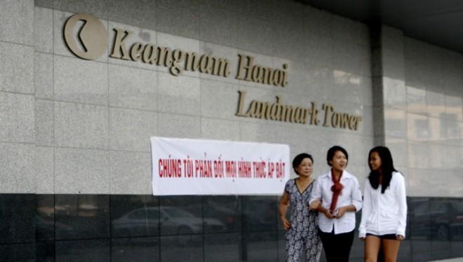 Keangnam Vina: Kinh doanh bết bát, lỗ lũy kế lên gần 3.600 tỷ đồng