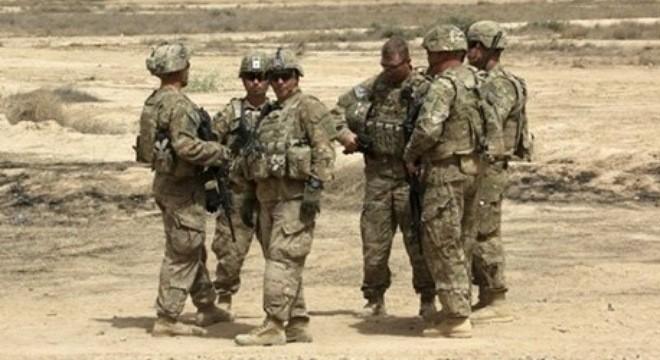 Bộ binh Mỹ ở Iraq. (ảnh: AP).