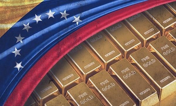 Ngân sách cạn kiệt, Venezuela phải bán vàng để trả nợ