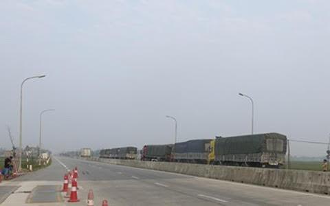 Vẫn còn tình trạng xe quá tải lọt trạm cân qua nhiều tỉnh.