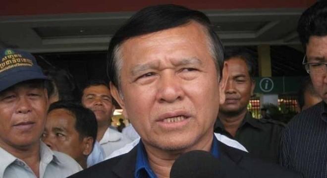 Xuyên tạc bản đồ với Việt Nam, Kem Sokha mất chức phó Chủ tịch Quốc hội Campuchia