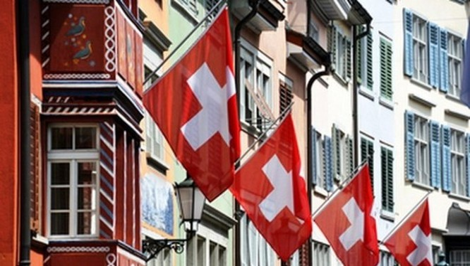 Ngân hàng trung ương Thụy Sĩ thua lỗ hơn 34 tỷ USD 9 tháng qua