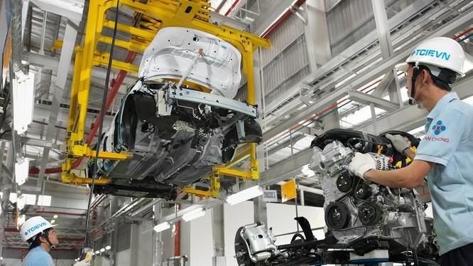 Lại ban hành kế hoạch phát triển ngành công nghiệp ôtô