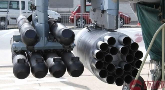 Đạn tên lửa Vikhr-1, trang bị cho trực thăng tấn công Ka-52